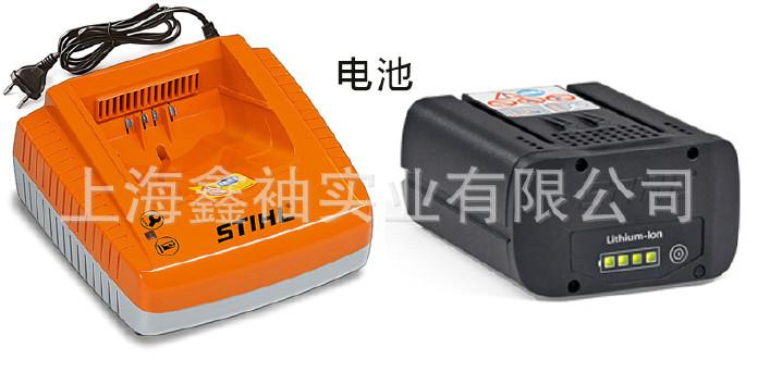 【德国斯蒂尔HLA85锂电池高空型钢机v型钢高c-20050绿篱设备图片