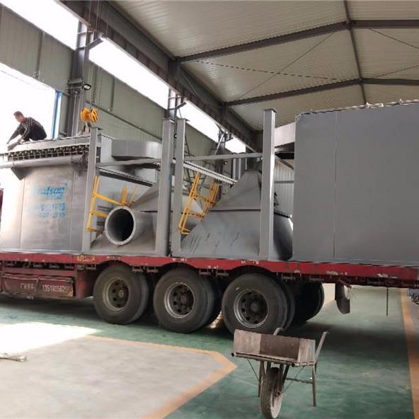 柯纳森 GMC型小型锅炉布袋除尘器 生物质锅炉燃煤锅炉袋式除尘器