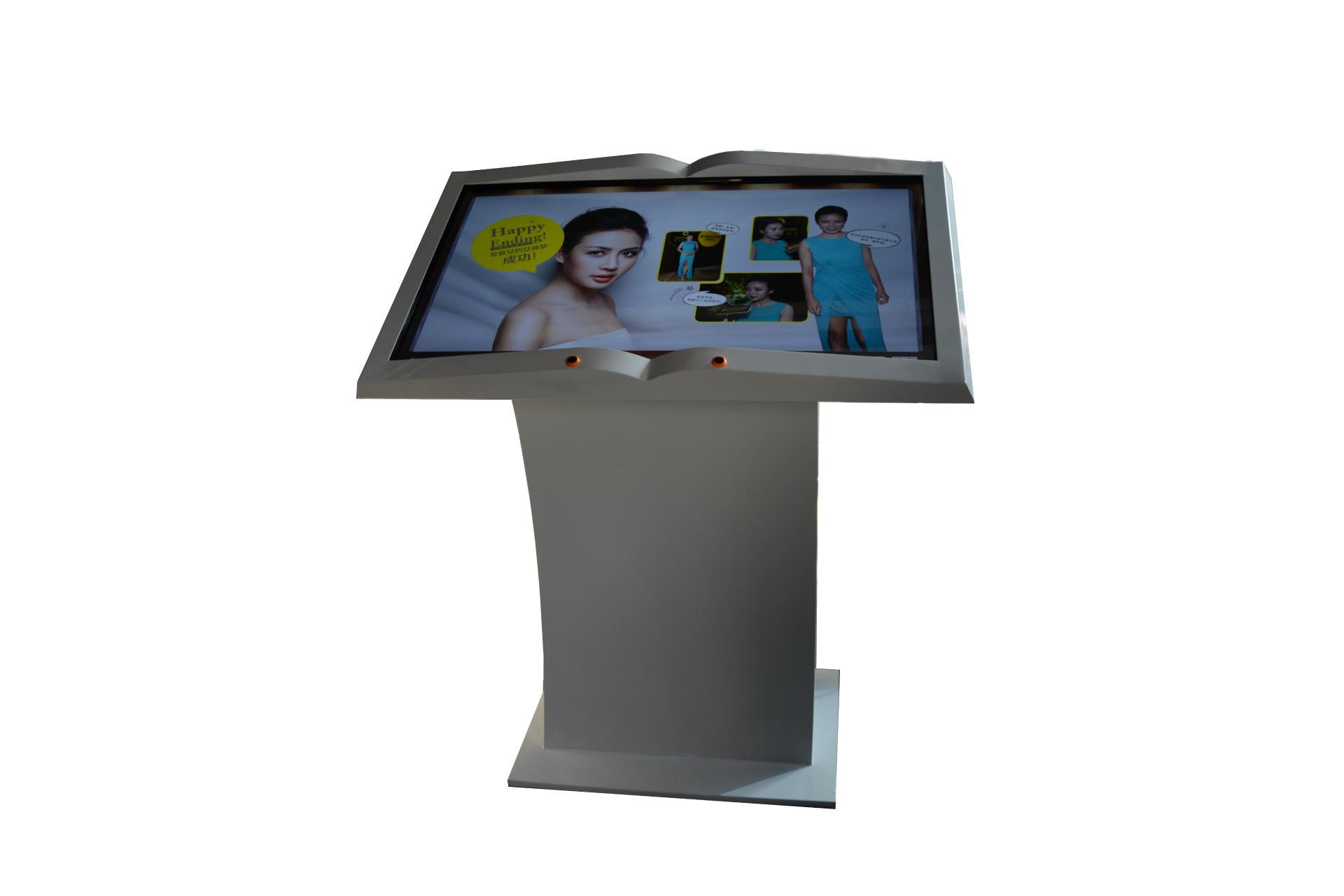 厂家直销HPLD42寸虚拟翻书台空中翻书台全息空中虚拟翻书台示例图5