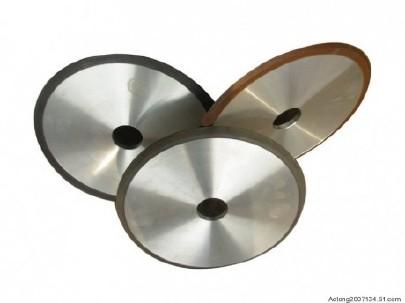 供应 磨刀机专用 金刚石树脂砂轮 合金刀具专用砂轮图片