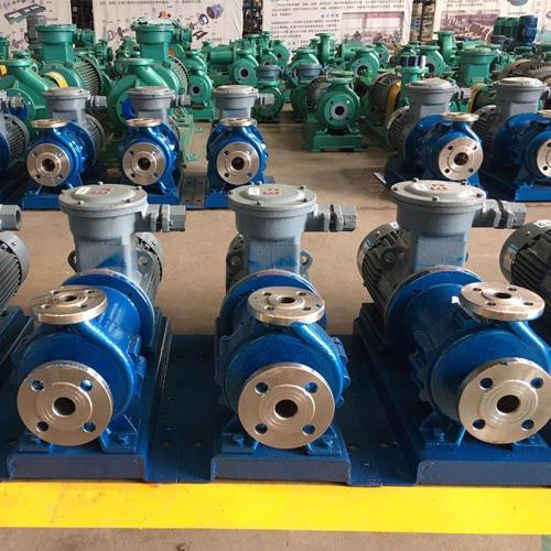 cq系列磁力驱动泵 直销防爆不锈钢耐腐蚀磁力泵 腾龙新型CQB不锈钢磁力泵 全封闭无泄漏防爆磁力泵