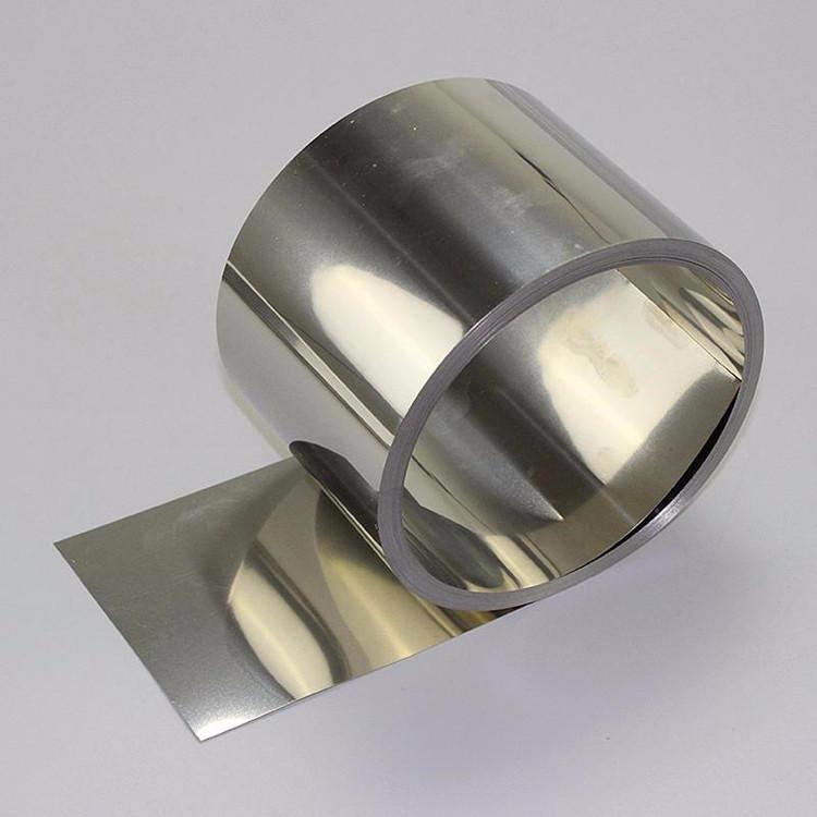 304超薄不銹鋼帶 304不銹鋼帶 不銹鋼發彈簧帶 冷軋不銹鋼彈簧片圖片