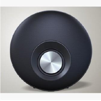 摩碟盘Q5无线蓝牙音箱 重低音带振膜 免提通话 手机电脑蓝牙音箱图片