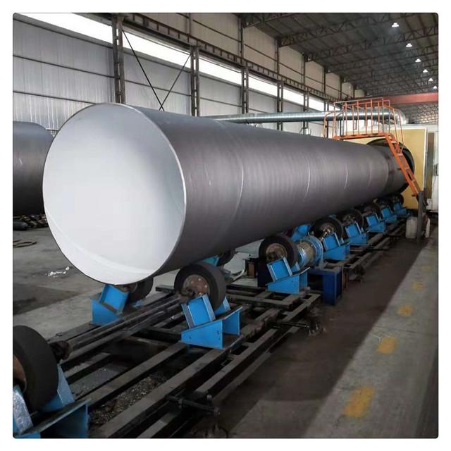 飲水管道內外壁防腐螺旋鋼管 IPN8710鋼管防腐螺旋鋼管廠家