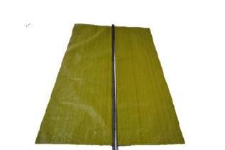 发上海编织袋批发普黄色65*110蛇皮袋打包袋子中厚装粮食包装袋示例图18