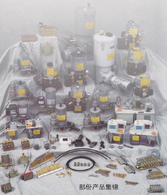 QRB-I2.6/4XQ气动卸压式稀油润滑泵滑轨滑块刀具切削机床铜套装置图片