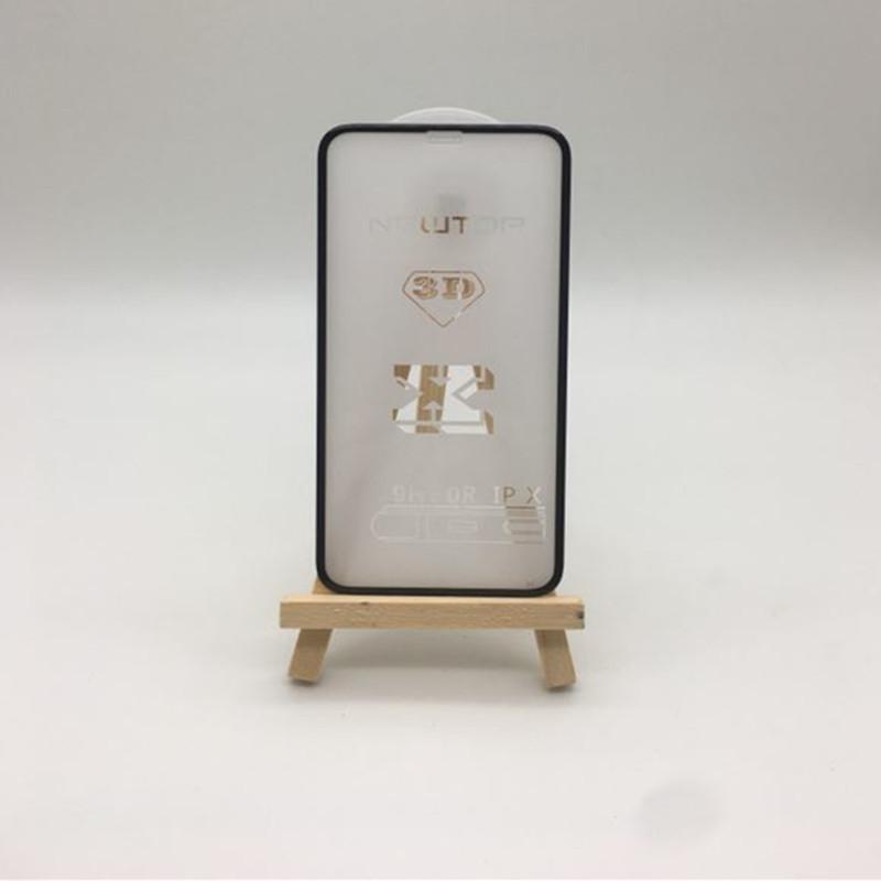 iPhone X鋼化膜  冷雕3D全屏覆蓋蘋果X鋼化膜  8plus手機貼膜批發