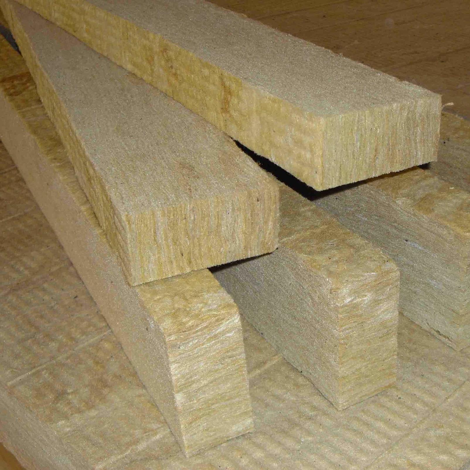 金星建材外墙高密度岩棉板憎水防火岩棉保温板厂家直销