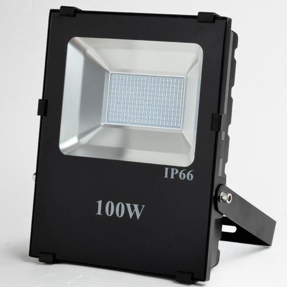 新款 高品質LED大功率 100W投光燈外殼  泛光燈外殼套件