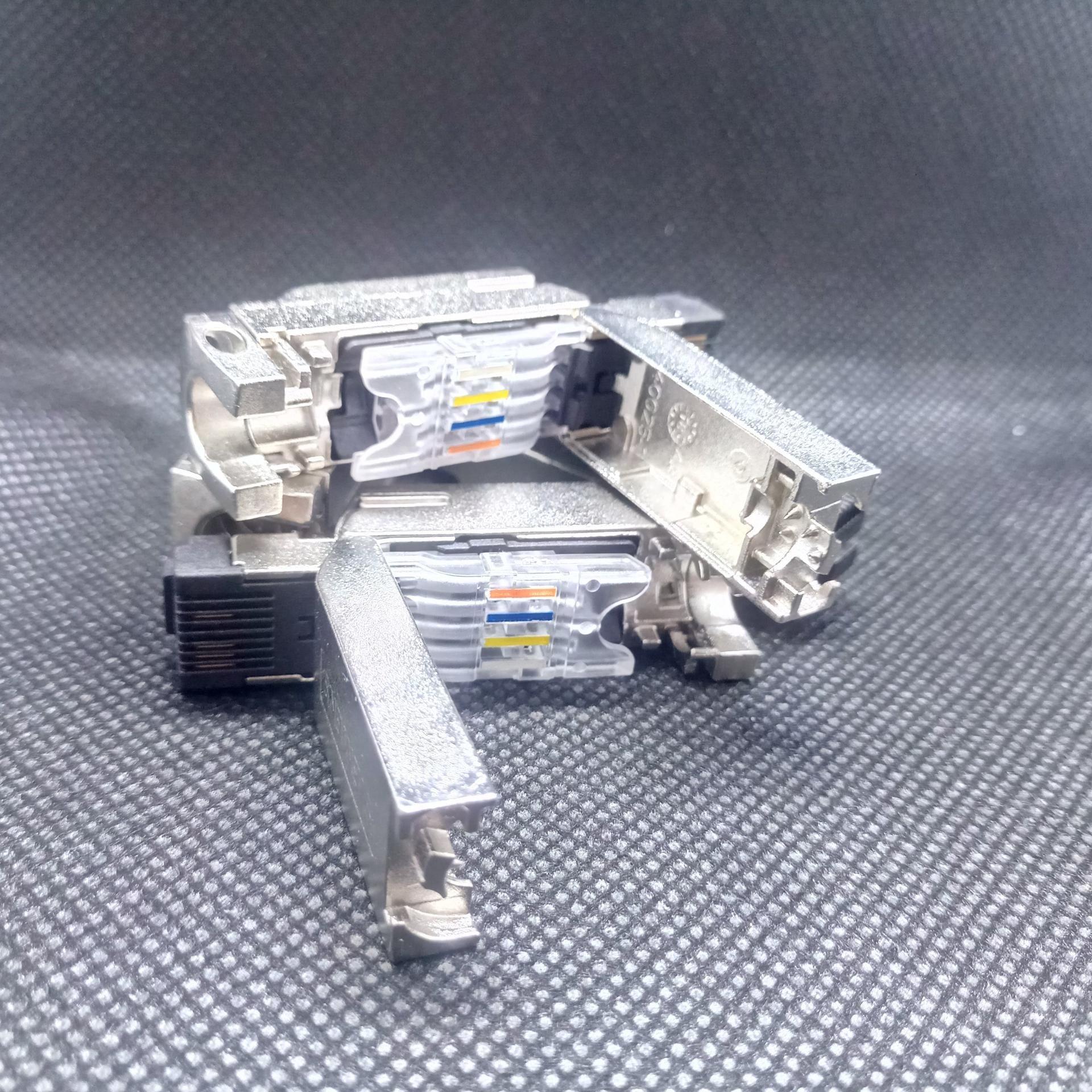 6GK19011BB102AA0,西门子RJ45水晶头,以太网线连接器,6GK1901-1BB10-2AA0