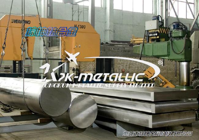 Ti-6Al-4V钛合金板材 进口grade5钛合金示例图3