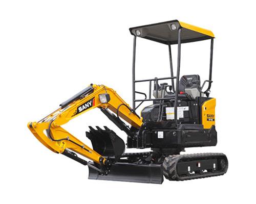 挖掘机SY16C 挖掘机图片 三一重工挖掘机机价格表