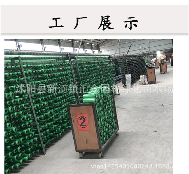 厂家直销6针黑色遮阳网 农用大棚汽车遮阴网防晒网 蓝绿色遮阳网示例图8