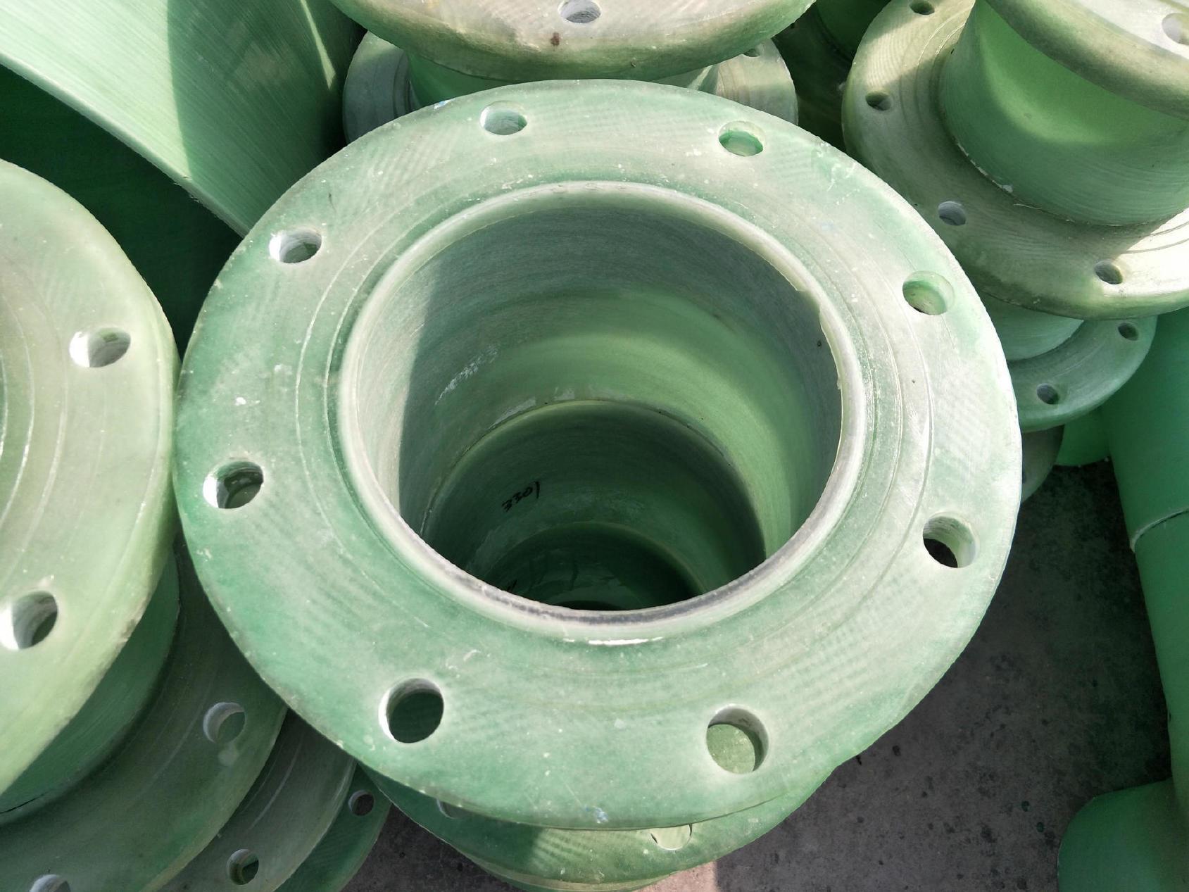 法蘭  玻璃鋼法蘭 防腐玻璃鋼法蘭  耐酸堿壓力玻璃鋼法蘭廠家示例圖10
