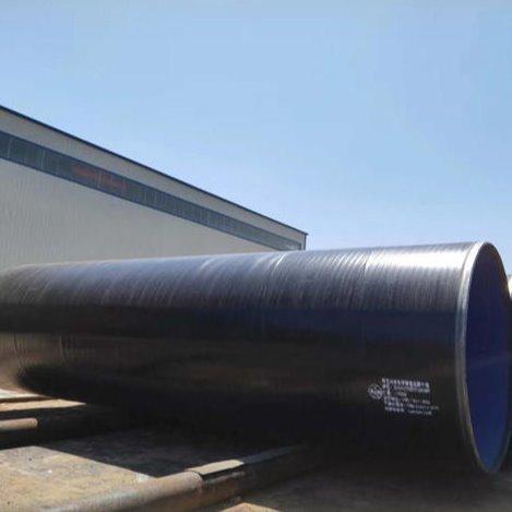 3PE防腐螺旋钢管埋地管道的寿命达到50年