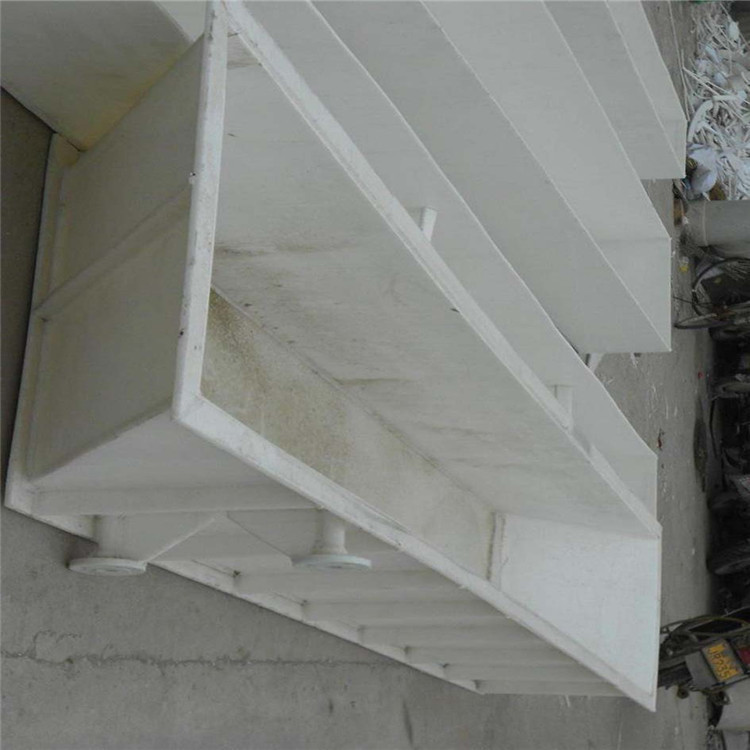 直銷白色聚丙烯PP板 防腐塑料焊接酸洗槽工程 耐酸堿增強型PPH板示例圖6