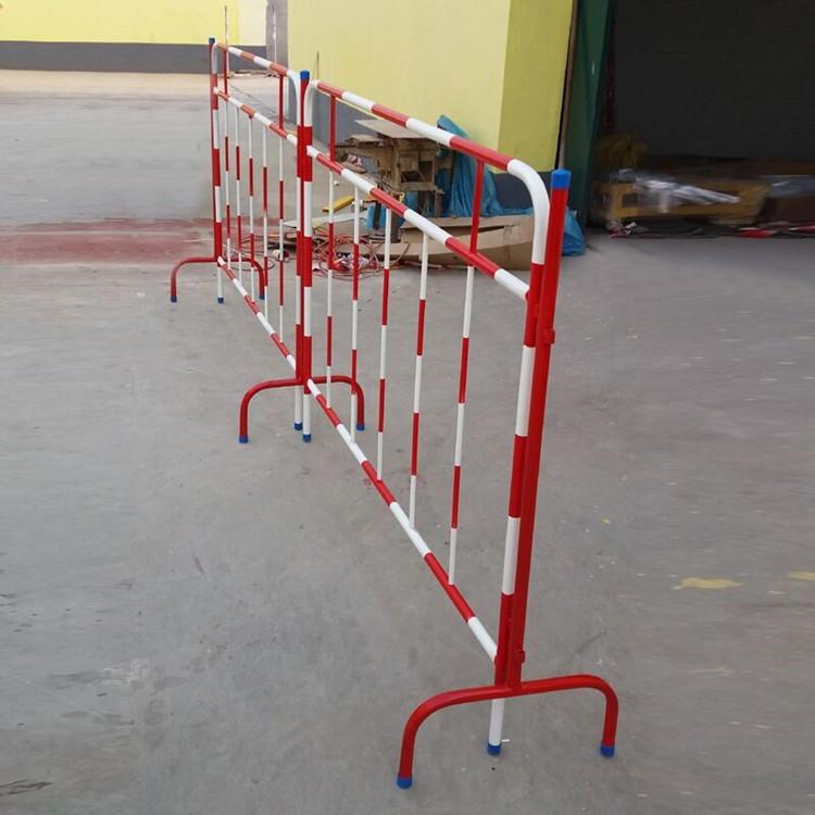 安徽鐵馬圍欄知名廠家 防護安全隔離護欄 熱銷新品臨時防撞遮欄