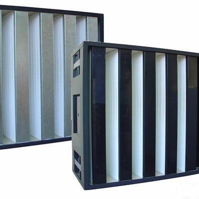 組合式高效過濾器、大風量高效過濾器、W型、V型高效過濾器廠家直銷