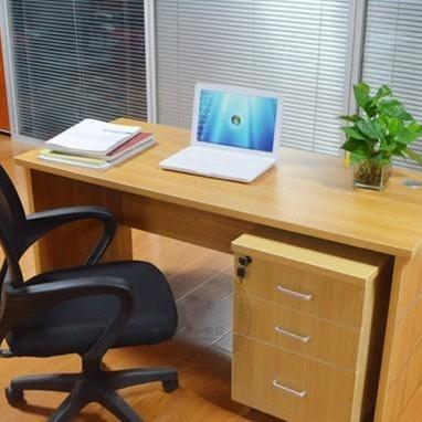 办公家具  电脑桌办公桌简约套装  云南昆明特价办公桌现货图片