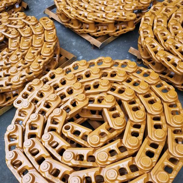挖掘機配件PC200-5鏈條鏈軌,圖片