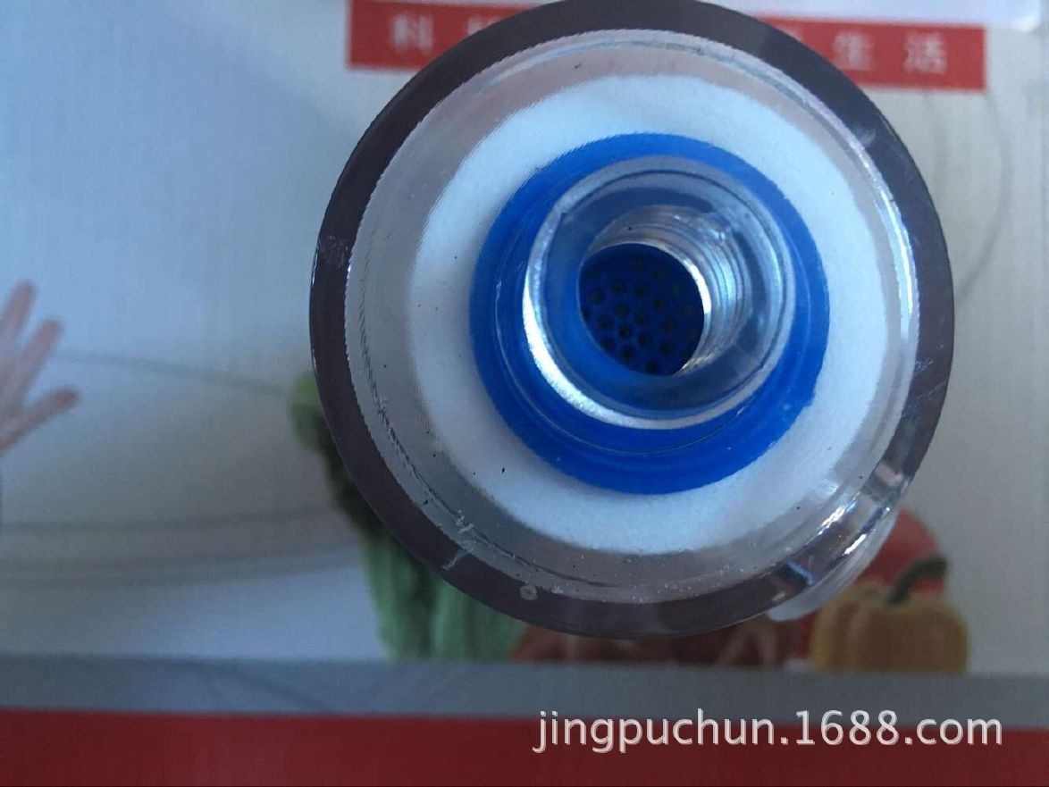 廠家直銷家用廚房水槽前置凈水過濾器進口過濾內芯凈水器