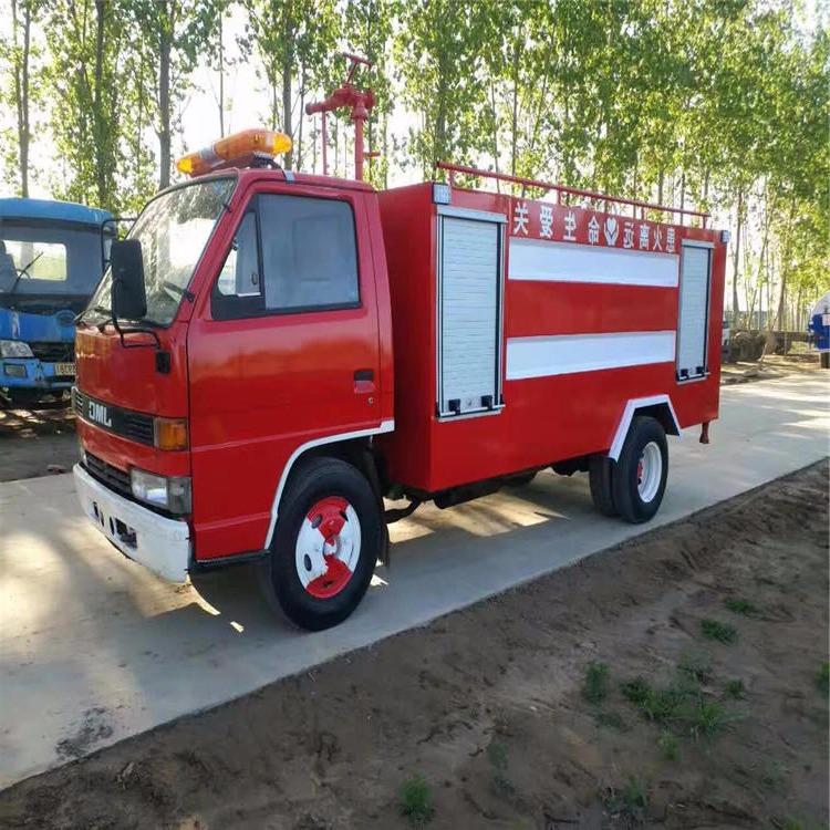 丰达转让消防车价格 5吨水罐消防车 水罐消防车 二手消防车 大型消防车厂家