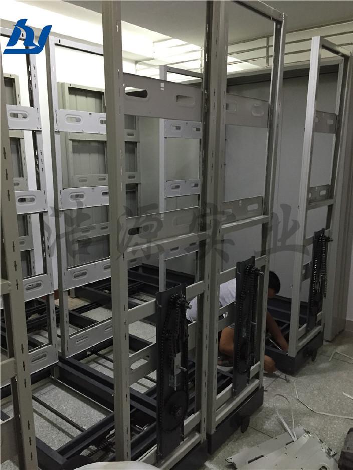 惠州密集架厂家 档案密集架 档案密集架 移动密集架 手摇密集架示例图6