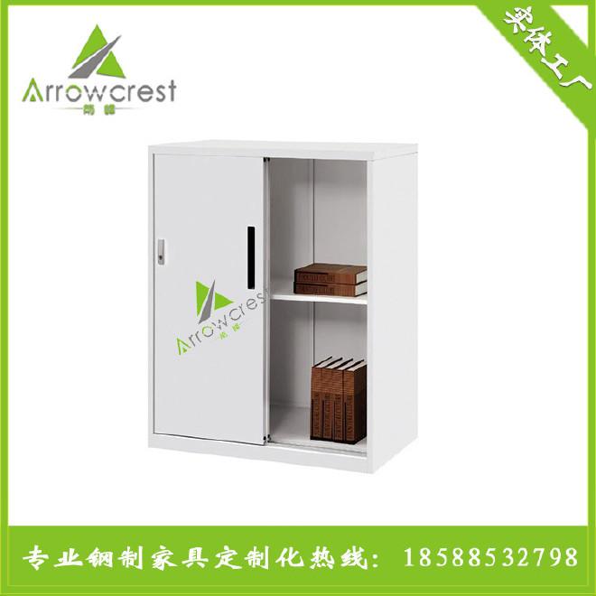 长期供应AC-HF04 冷轧钢柜 移门钢柜 两门钢柜 办公钢柜 厂家定制