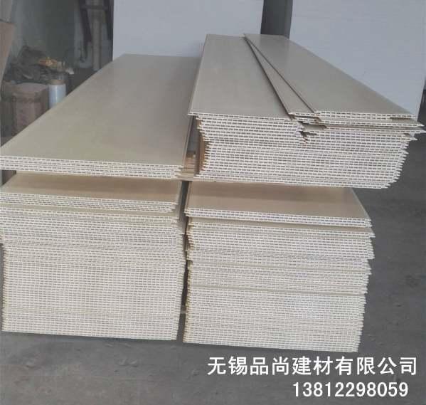 室内集成墙板快装板  竹木纤维护墙板 木塑集成护墙板