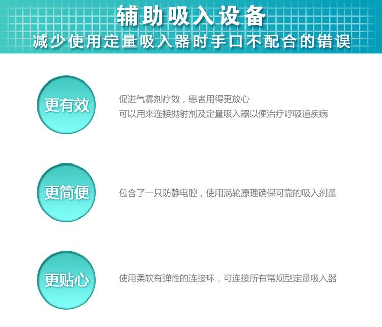 現貨供應德國PARI百瑞儲霧罐Chamber家用哮喘器 呼吸道疾病專用示例圖12