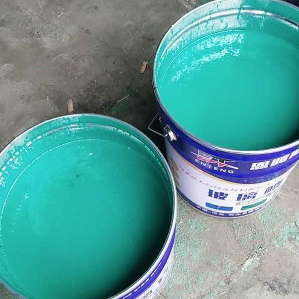 重防腐材料玻璃鳞片涂料 厂家直销 脱硫塔防腐施工乙烯基玻璃鳞片涂料