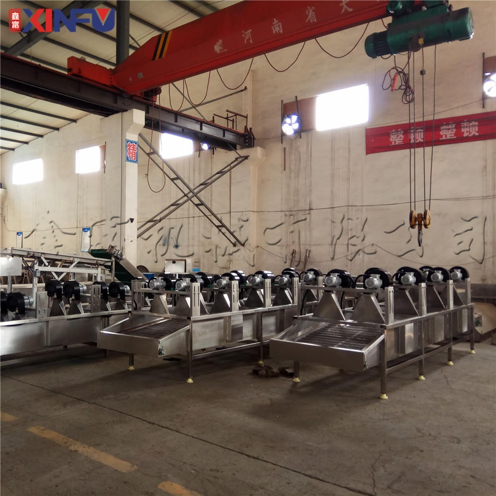 鑫富厂家供应, 强流风干机,常温螺旋式风干机,包装袋风干机,蔬菜风干机,翻转式风干机,水产品风干机