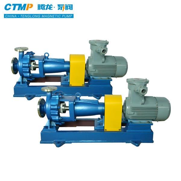 IH65-50-160 不锈钢离心泵  耐磨耐腐化工泵 稀硝酸泵 抗结晶泵