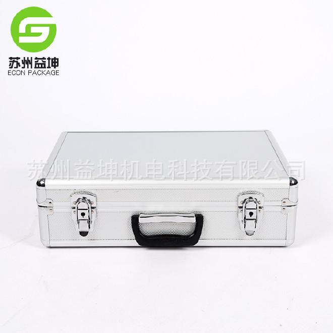 厂家直销展览展示器材A4铝箱 批发铝合金工具设备仪器箱品质保证图片