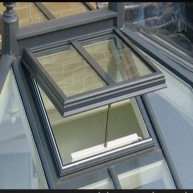 鑫宏安  品牌消防电动排烟窗  铝制排烟窗  符合验收标准 资质齐全耐火窗厂家