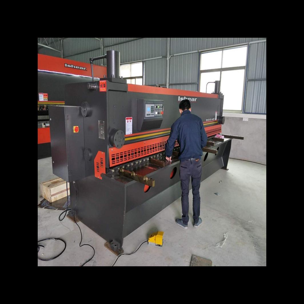 上沖數控QC11Y-10x2500液壓剪板機