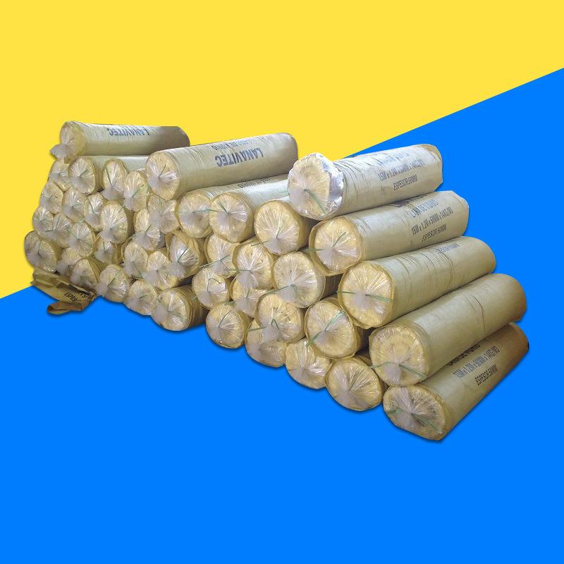 玻璃保溫棉 吸音隔音嘉豪節能科技 保溫防火棉保溫棉隔熱棉 玻璃纖維棉卷氈