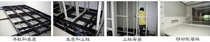 广东仓储香港办公室三亚密集海口档案智能移动云浮资料文件铁皮柜示例图11