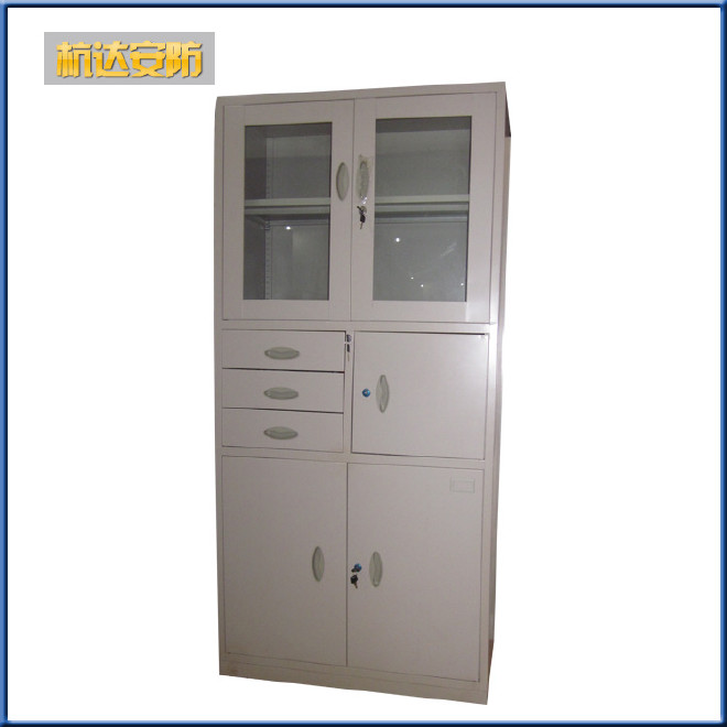 厂家定做 铁皮多抽屉文件柜 保密文件柜