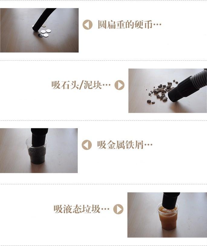 生产厂家直销工业移动式吸尘器 集尘机 固定式吸尘器 双桶吸尘器示例图11