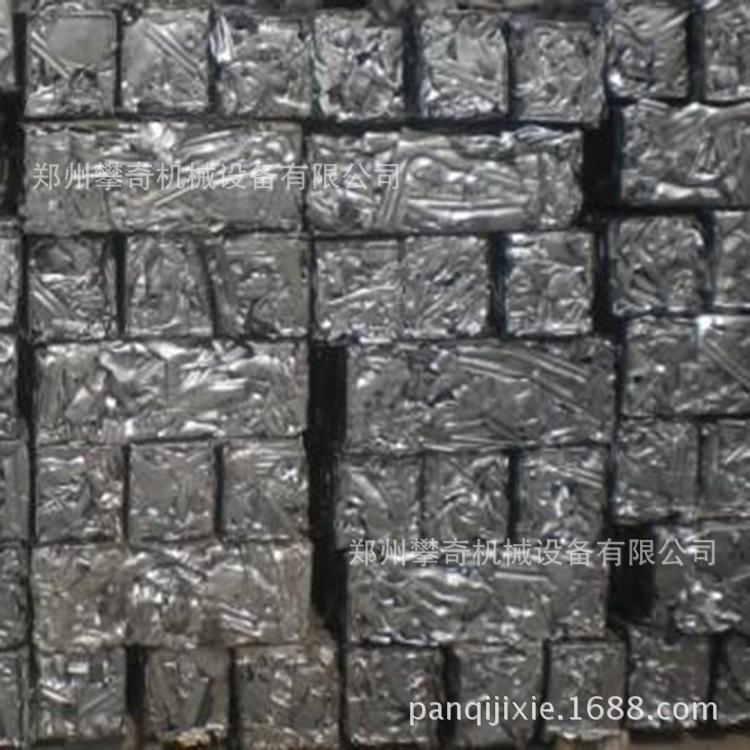 推荐铁屑金属压块机废钢压块成型机全自动液压金属打包机示例图5