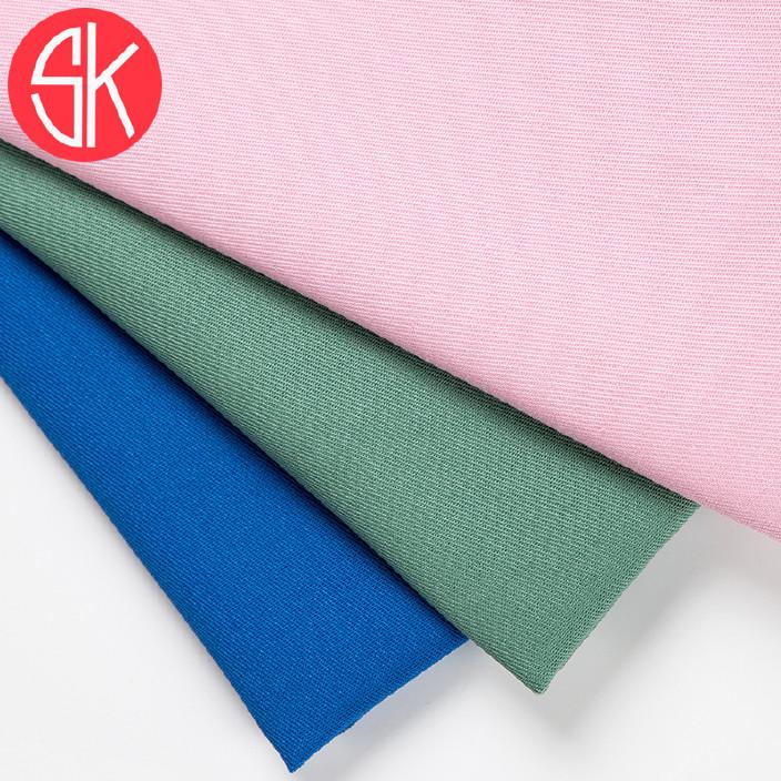 現貨批發滌棉雙面卡面料TC90/10 2121 12469 工作服制服工裝布圖片