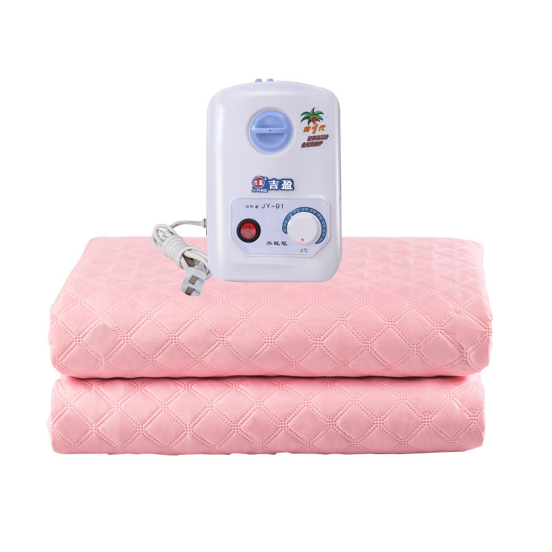 吉盈水暖电热毯01主机 水循环无辐射水电褥子新型电热毯一件代发