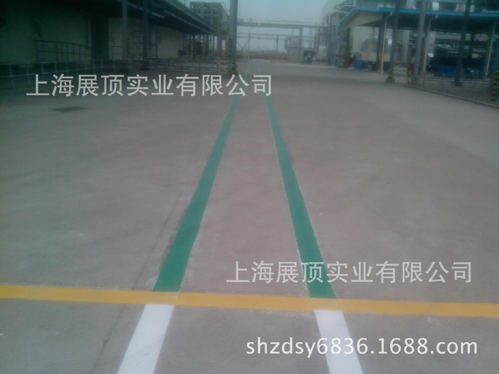 南翔小区地面画车位线 热熔小型车位 冷漆标线