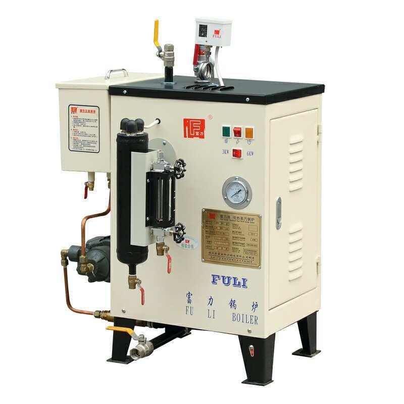 广东富力60公斤燃油燃气蒸汽锅炉LWS0.06-0.7-Q灭菌罐恒温发芽种子