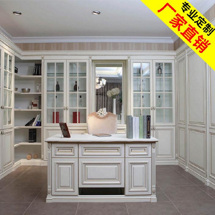 厂家直销书柜 创意组合书柜 欧式书柜办公书柜 书柜书架