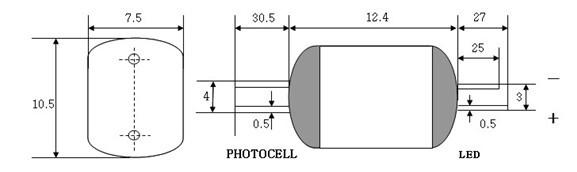 1,纯电阻材料,无极性输出; 2,简单的电路结构适合直流和交流应用; 3