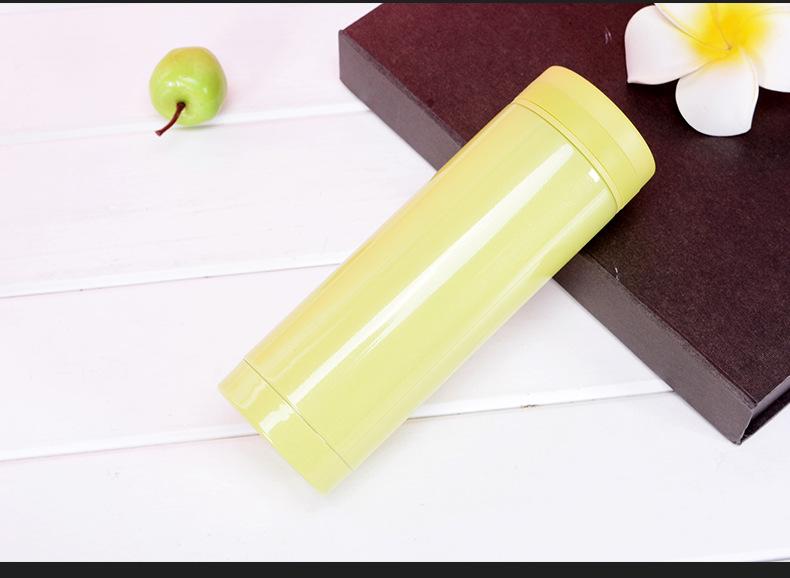 保溫杯批發 韓版可愛不銹鋼杯子 保溫杯禮品 廠家直銷批發示例圖6