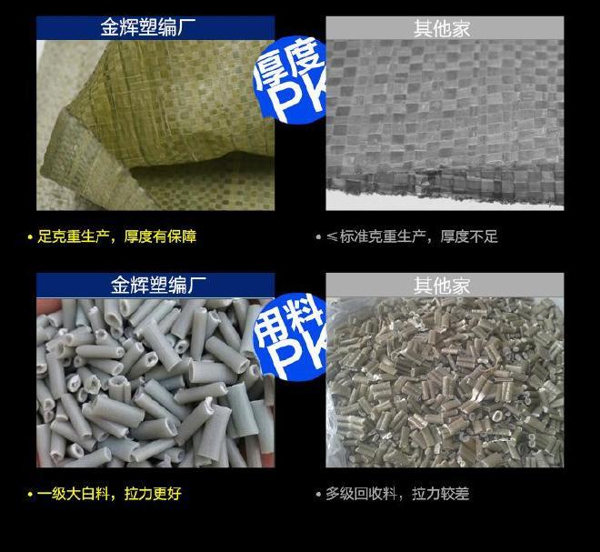 ��施�厚度平方45克��袋生�a�80*124��z高密度蛇皮打包袋快�f袋示例�D14