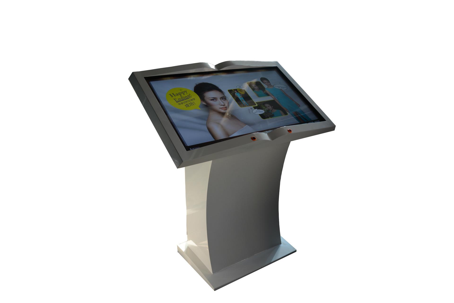 厂家直销HPLD42寸虚拟翻书台空中翻书台全息空中虚拟翻书台示例图7